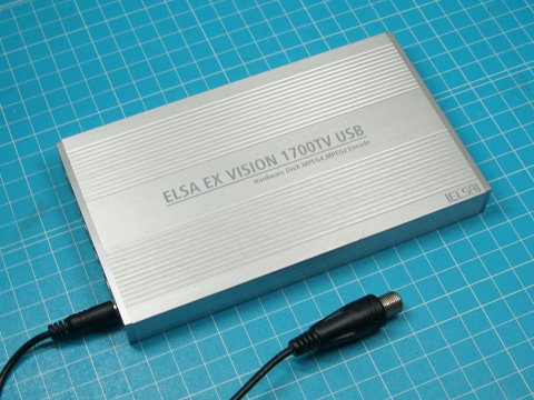ELSA EX VISION 1700TV USB